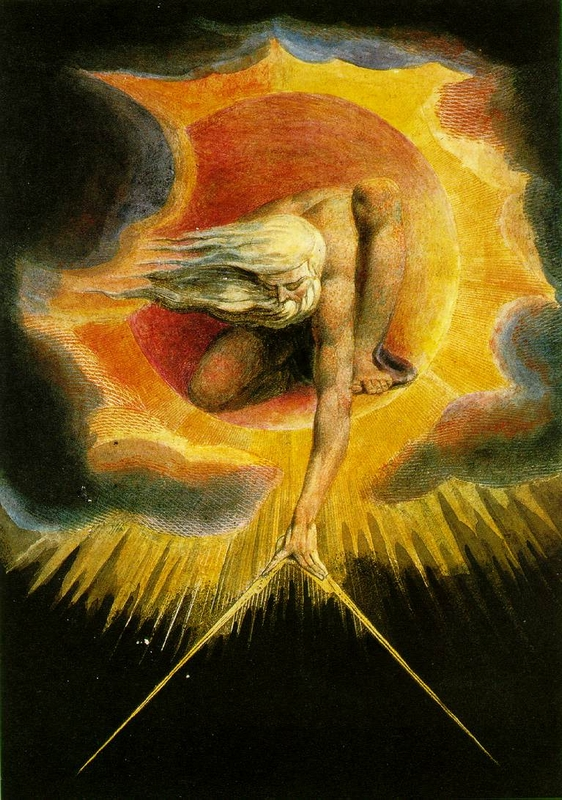 William Blake: Az öreg korú, 1794