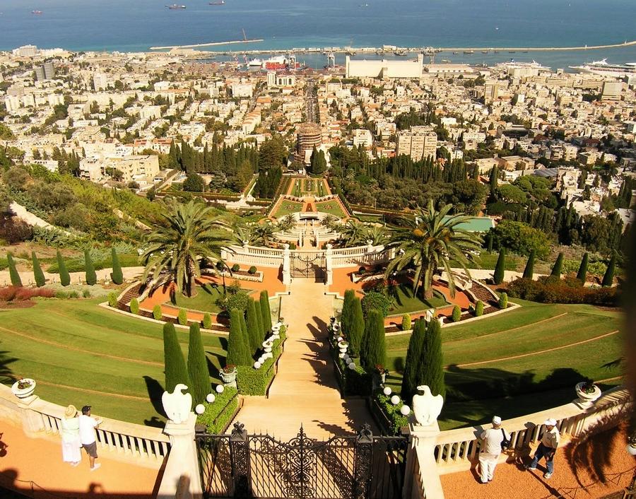 Haifa (Fotó: Mártonffy Zsuzsa)
