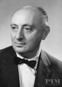 Vas István (A fotó forrása: PIM)