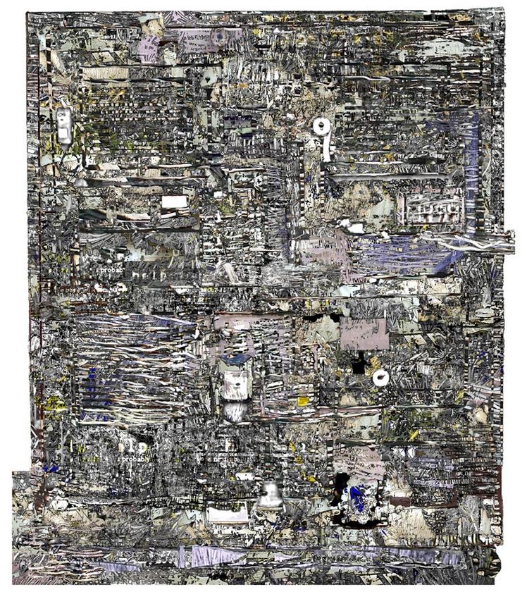 Kováts Borbála: Kert, 2004