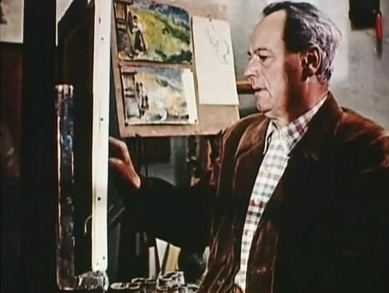 Szőnyi István Kollányi Ágoston 1957-es dokumentumfilmjében