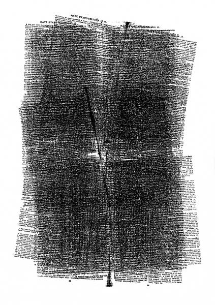 Zsubori Ervin: Embernyomatok - Máté Evangyélioma, 1991