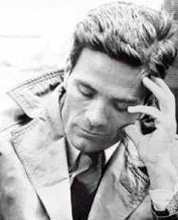 Pier Paolo Pasolini (1922-1975)
