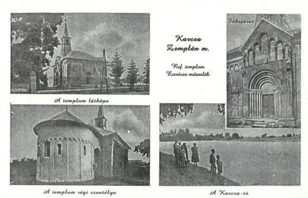 Karcsai képeslap