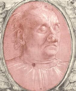 Domenico Ghirlandaio: Rajz egy öregemberről