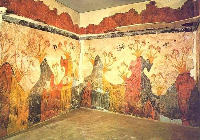 Freskó (Akrotiri)