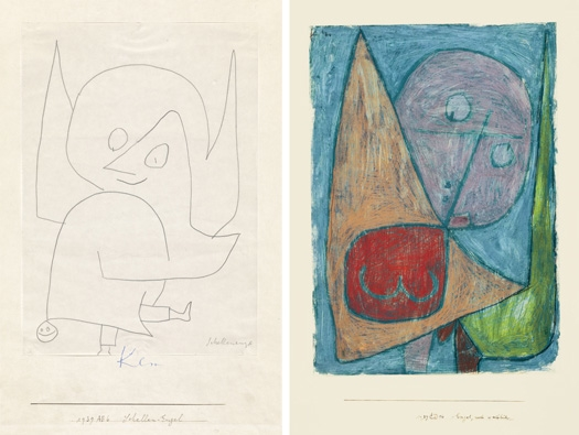 Paul Klee angyalai