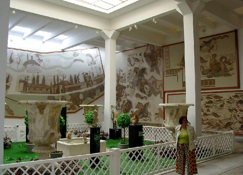 Bardo múzeum, Tunisz