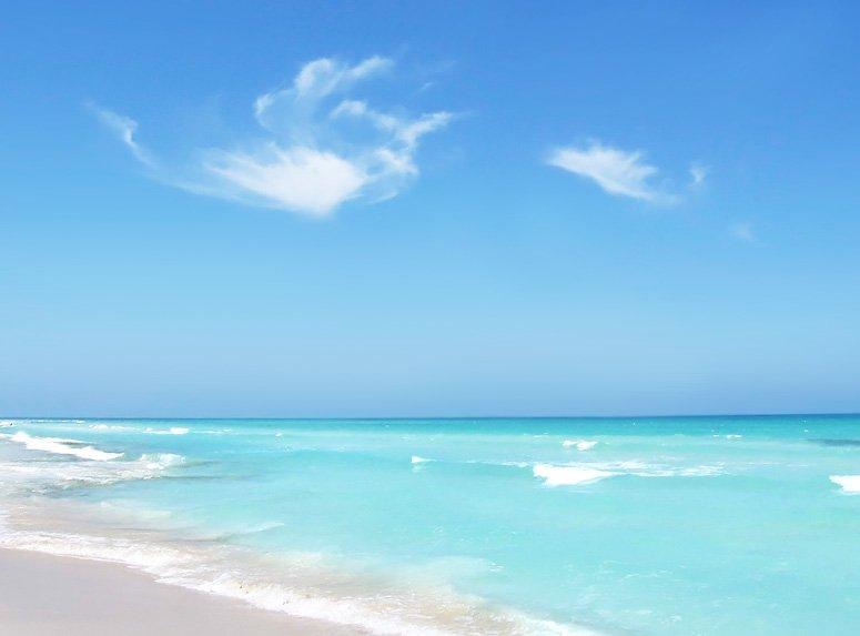 Tunéziánál a tenger