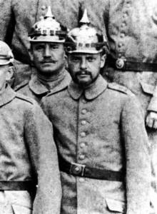 Paul Klee a seregben, 1916