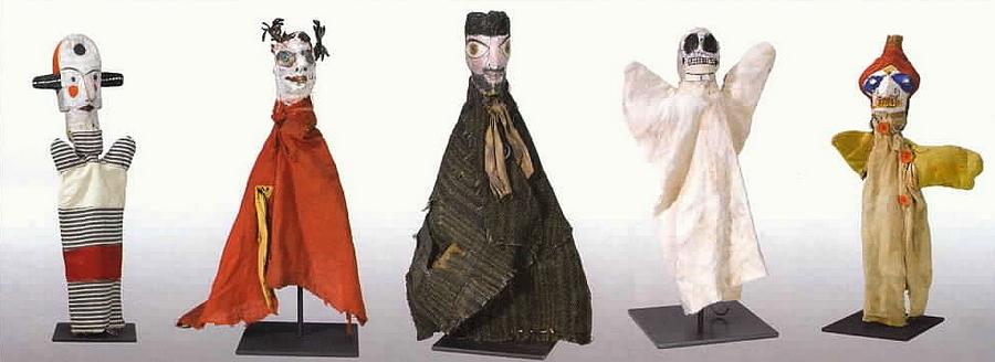 Paul Klee bábjai