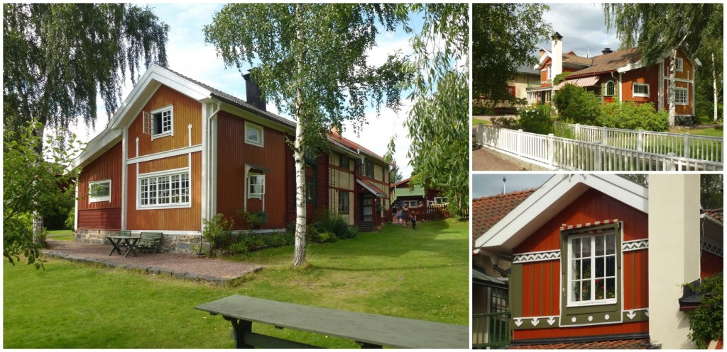 Lilla Hyttnas, Sundborn