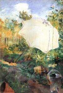 Carl Larsson: Kert Grezben, 1883