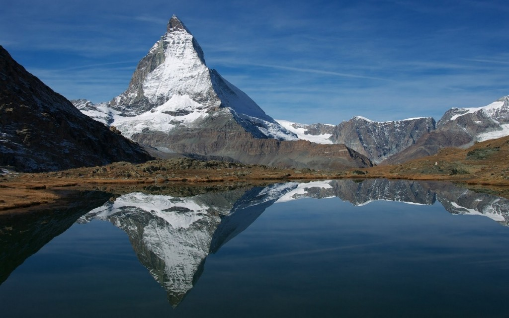 Matterhorn, Svájc
