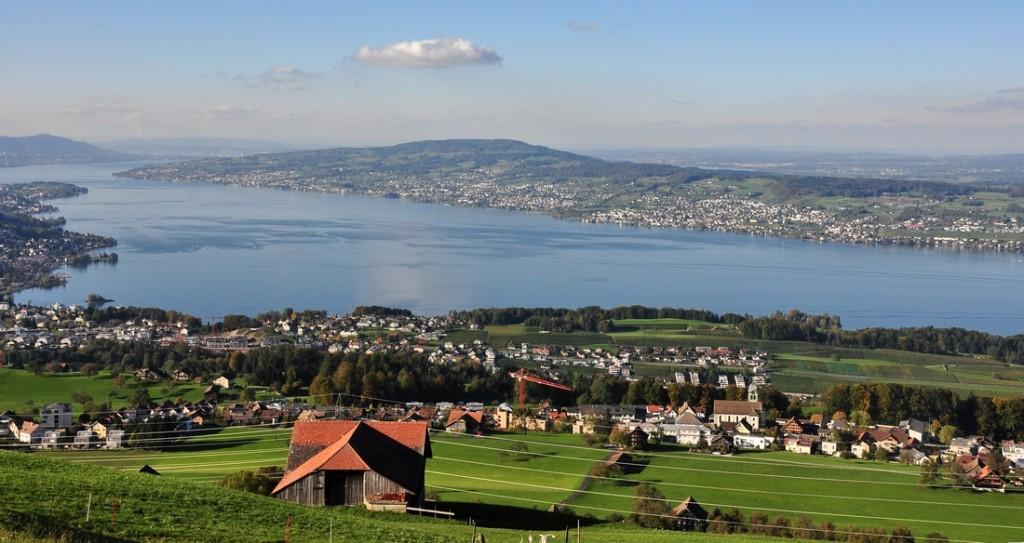 Zürichi-tó, Svájc