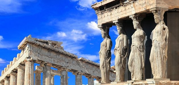 Akropolisz, Athén
