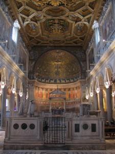 San Clemente bazilika, Róma