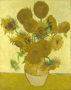 Vincent van Gogh: Váza tizenöt napraforgóval (1888)