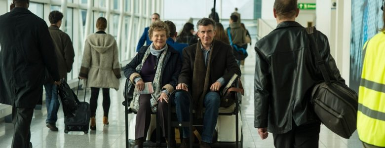 Philomena - Judi Dench és Steve Coogan a filmben