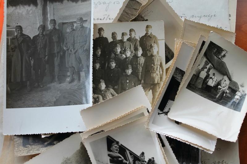 Fotók egy családi mappából