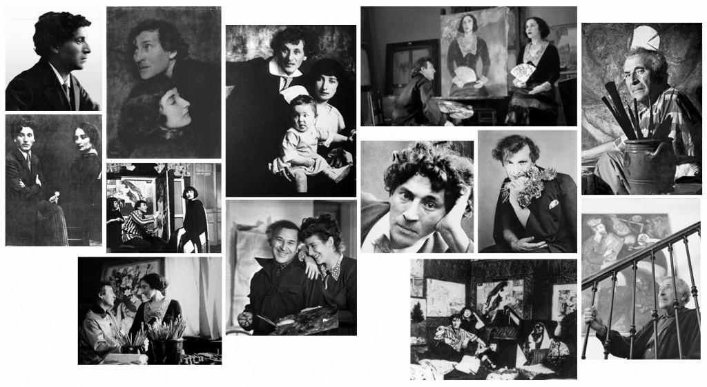 Marc Chagall, Bella és Ida