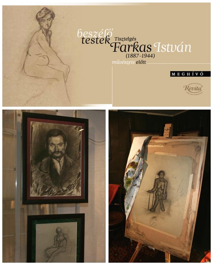 Kiállítás a Revitában - meghívó és képek a tárlatról (Fotók: Draskovich Edina)