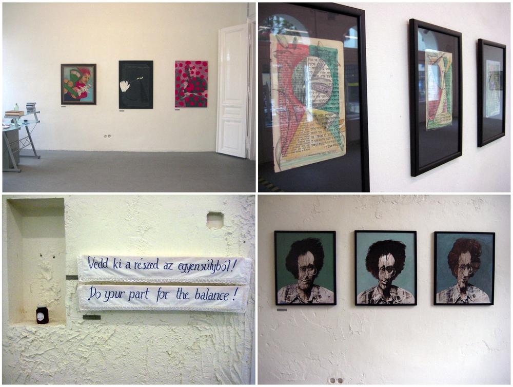 Második generáció - 2B Galéria, 2008 (részletek a kiállításról)