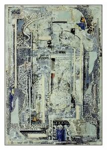Kölűs Judit: Barokk oltár, 1992.