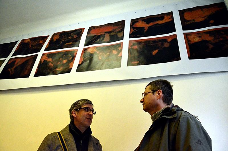 A kiállítás részlete (Fotó: Bibók Bea)