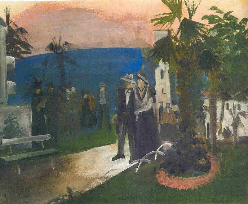 Farkas István: Idegen pár, 1943.
