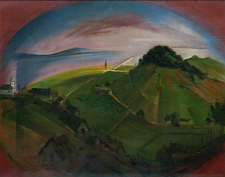 Farkas István: Szigliget, 1937.