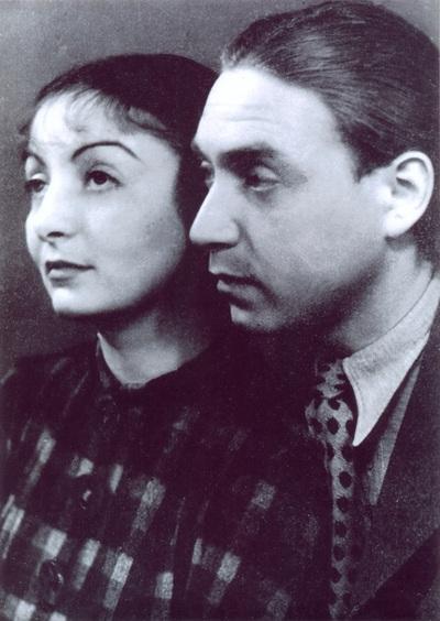 Anna Margit és Ámos Imre