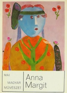 S. Nagy Katalin: Anna Margit (Képzőművészeti Alap Kiadóvállalata, 1971)