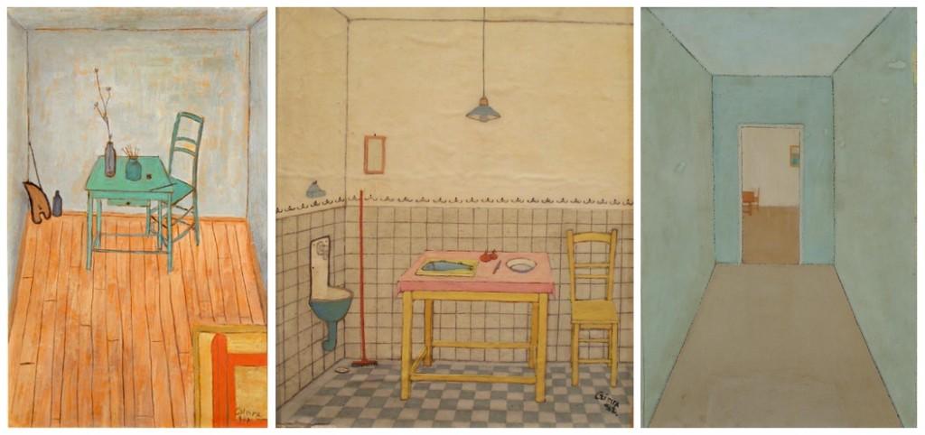 Czimra Gyula festményei