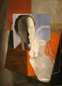 Gadányi Jenő: Önarckép, 1930