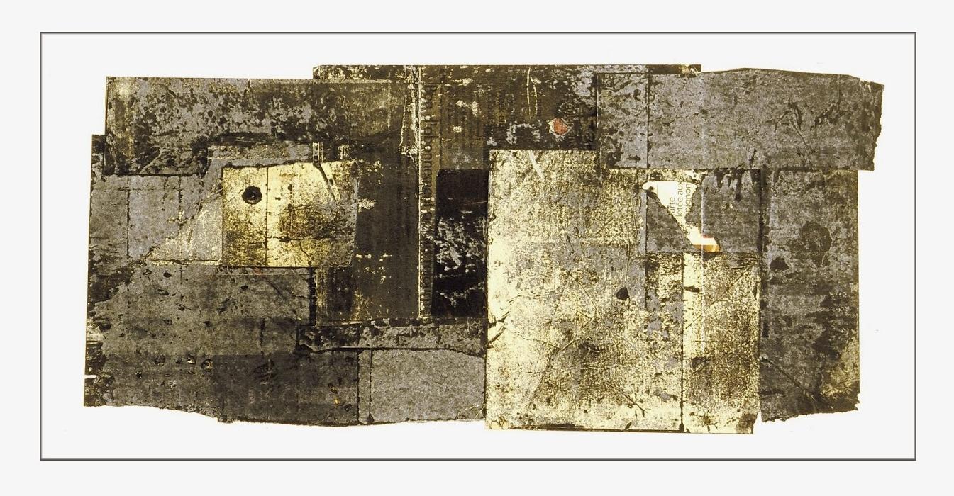 Alföldi László: Pompeji vázlatok I. (Fal előtt), 2007