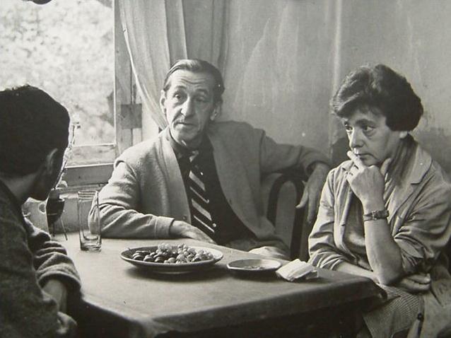 Schaár Erzsébet és Vilt Tibor