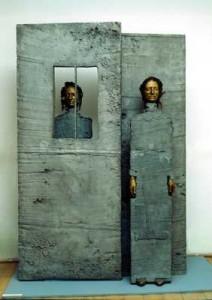 Schaár Erzsébet: Fal előtt és fal mögött, 1968
