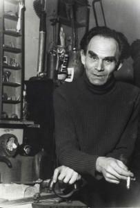 Bálint Endre, 1970 (Fotó: Vattay Elemér; forrás: c3)