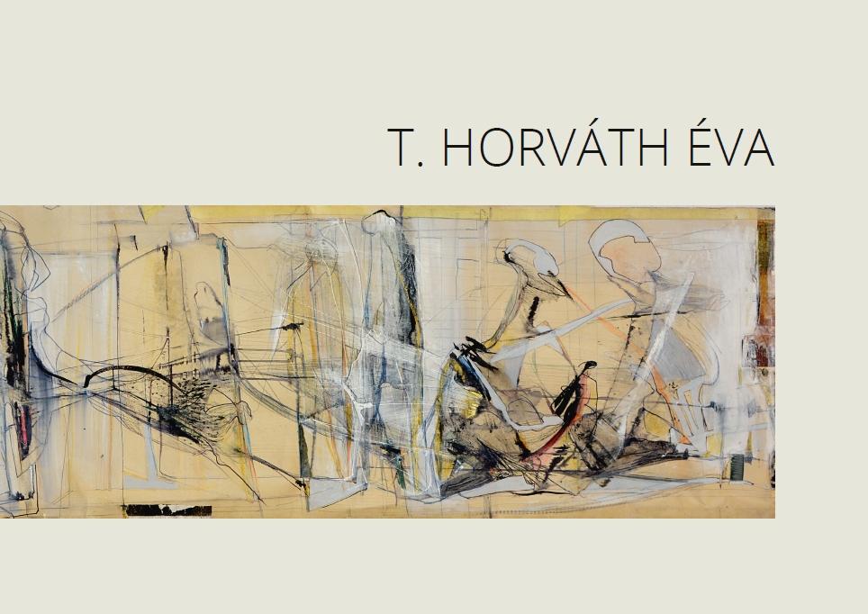 S. Nagy Katalin: T. Horváth Éva (címlap)