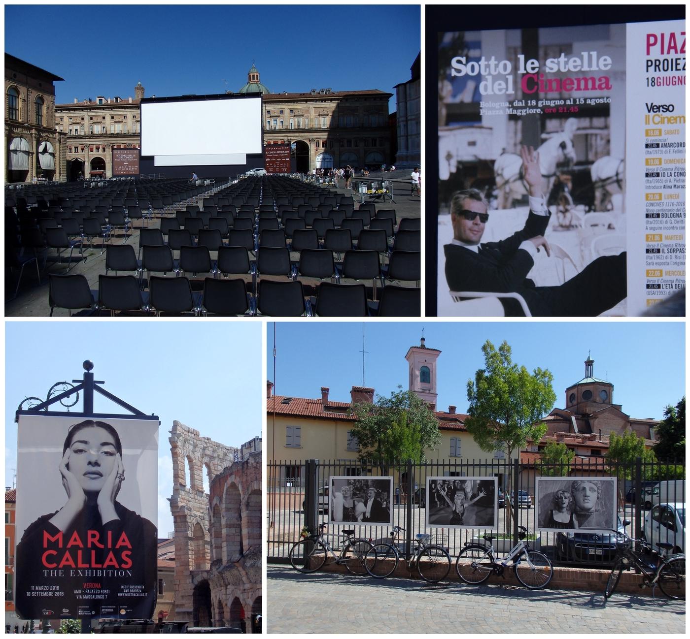 Verona, Bologna (Fotók: Hoffmann Tamás)