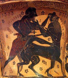 Héraklész legyőzi Nesszoszt
