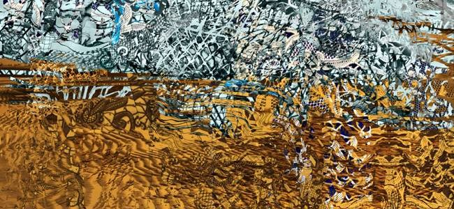 Kováts Borbála: Víz, tükör 1.