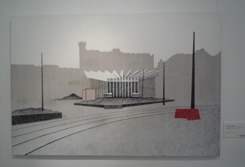 Dobó Bianka: Emlékmű V., 2015