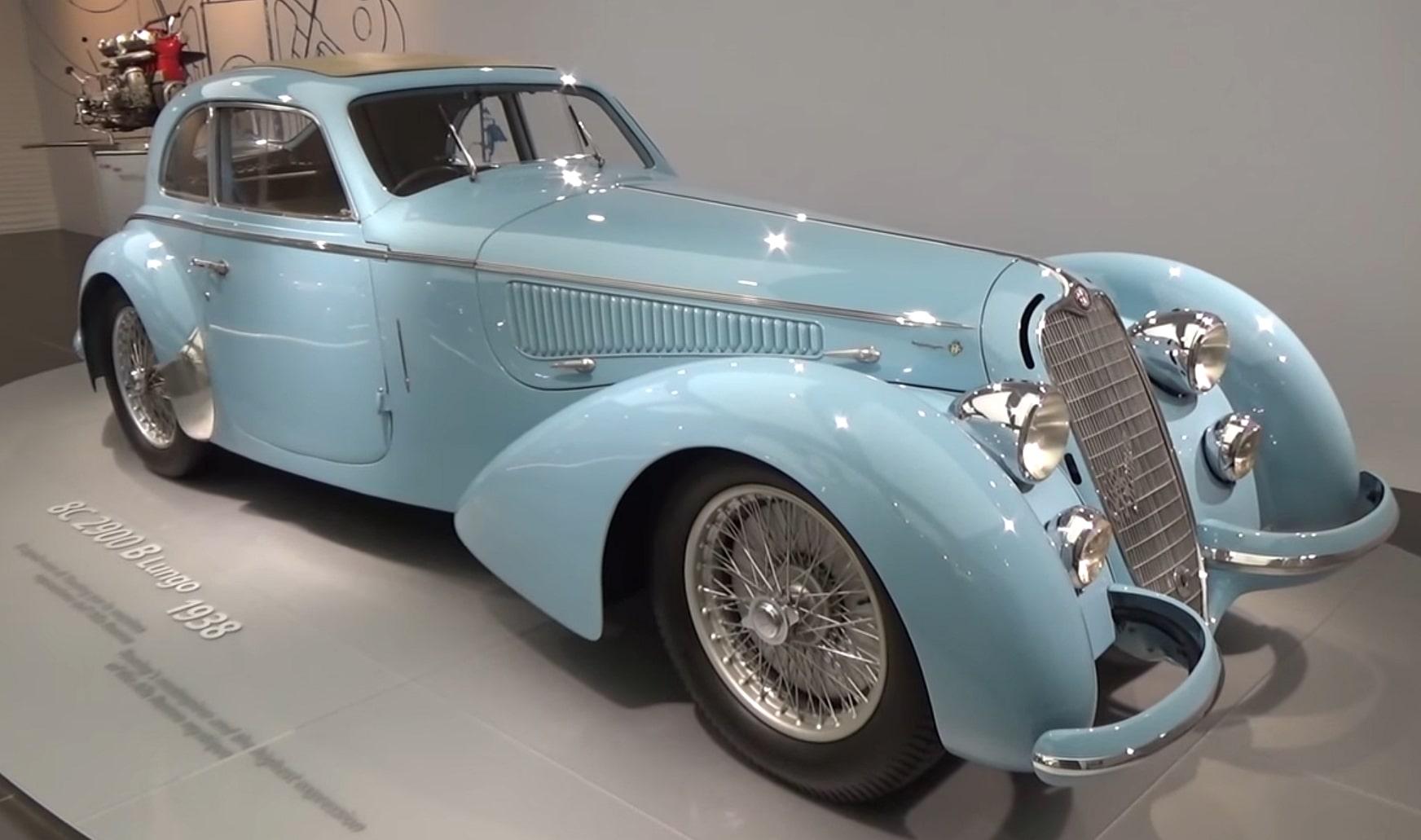 Alfa Romeo 8C 2900 B Lungo