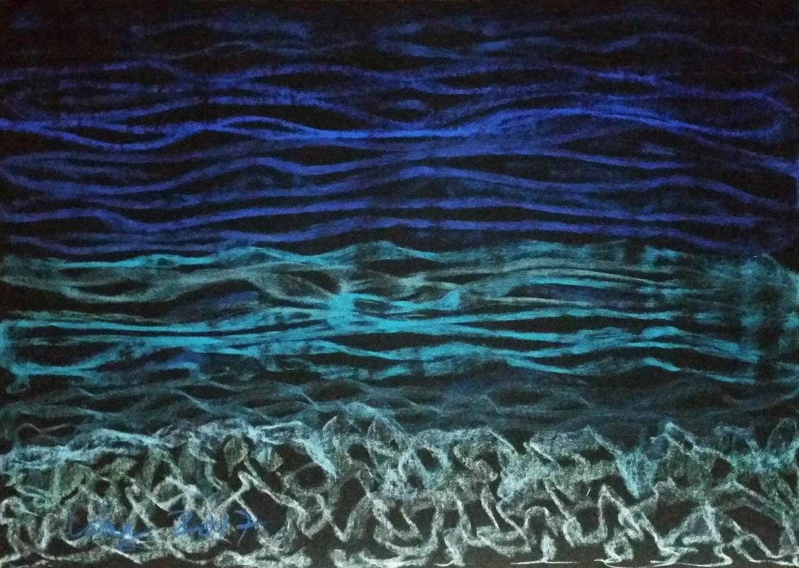 Láng Eszter: Víz IV, 2017