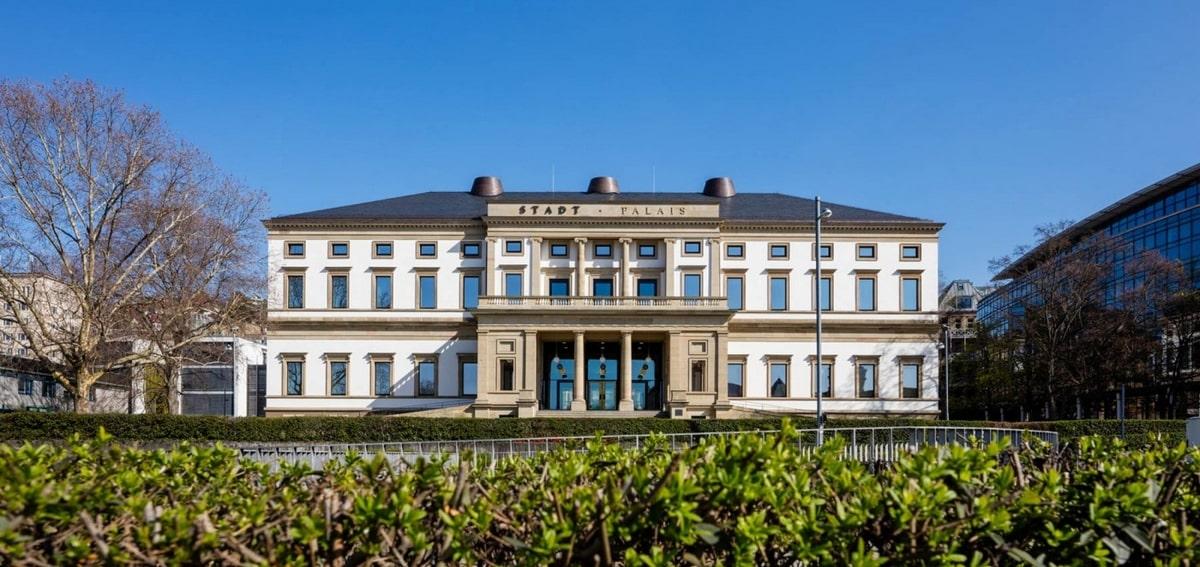 Az egykori városi könyvtár épülete ma Stuttgart múzeuma (Forrás: Stadt Palais)