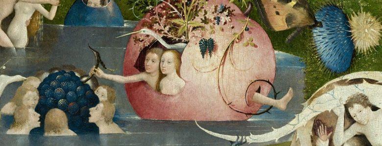 Bosch: A gyönyörök kertje (részlet)
