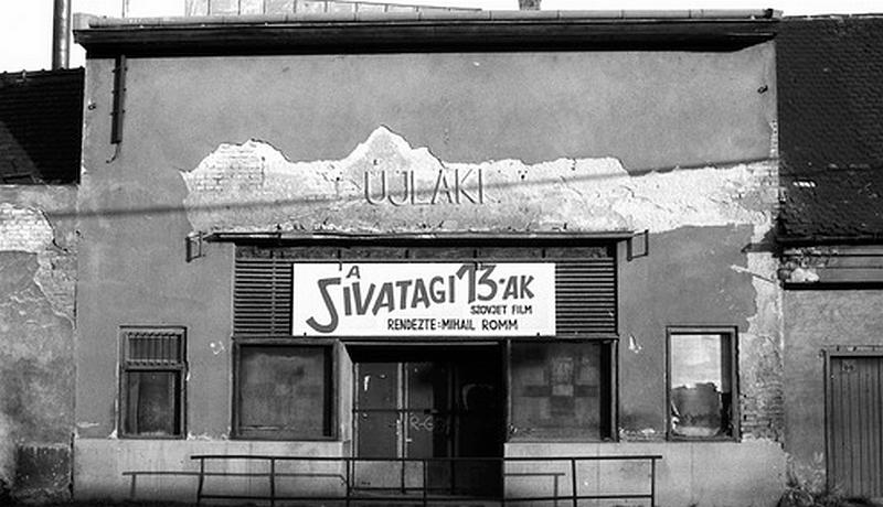 Az Újlaki mozi (Forrás: egykor.hu)