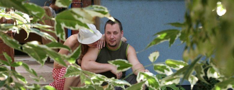 Székelyhidi Zsolt a 11. Önök kerték Spanyolnátha Kertfesztiválon, 2011 augusztusában; itt még csak a 38-hoz közelít (Fotó: Zsubori Ervin)